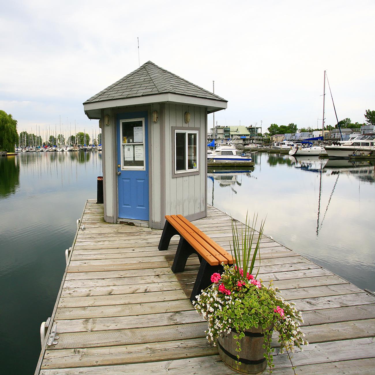 Bluffers Park Marina | Toronto's Only Full-Service Marina |