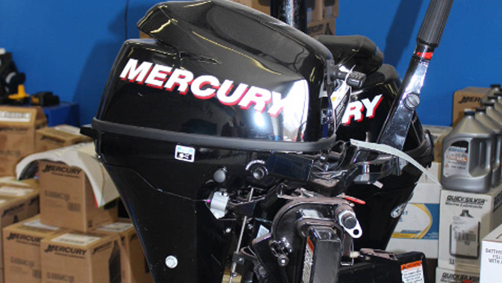 mercury outboard more available for purchase at Bluffers Park Marina, Toronto's only authorized, on-the-water Mercury dealer